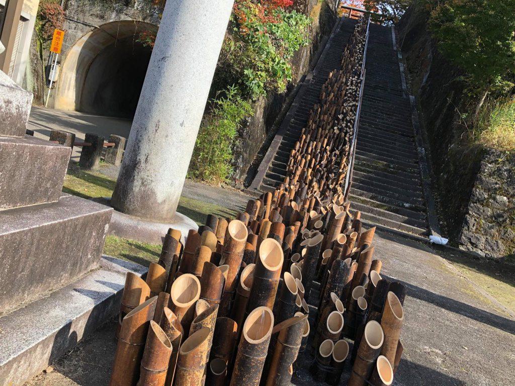 竹楽の人気スポット廣瀬神社