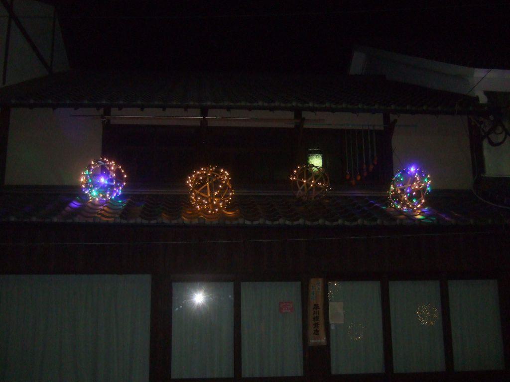 竹田城下町の竹ほたる 写真13