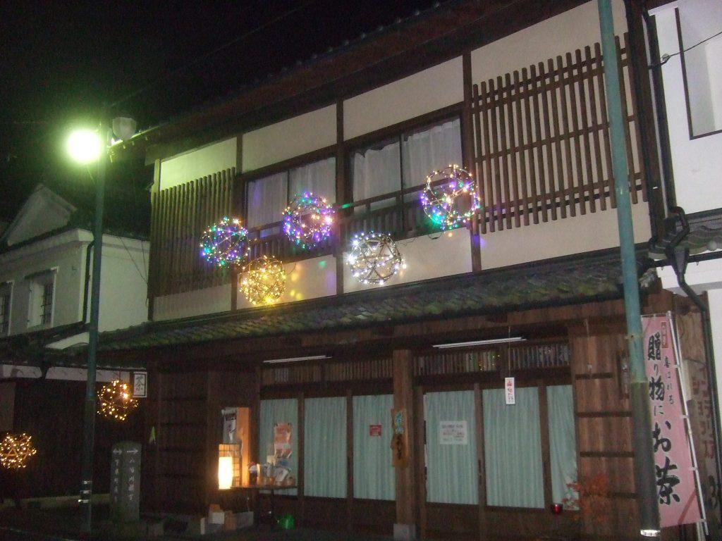 竹田城下町の竹ほたる 写真10