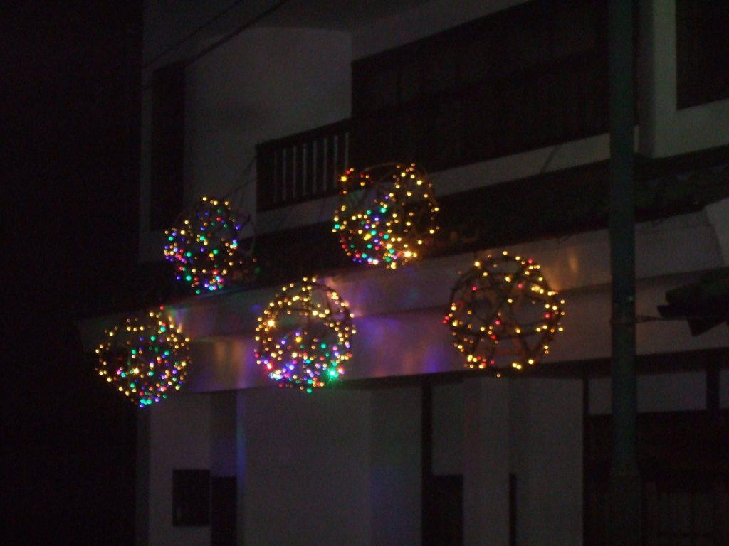竹田城下町の竹ほたる 写真7