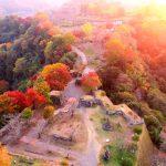 九州の紅葉の穴場?ランキングやドライブ旅行で人気の岡城址の紅葉 2018 温泉や旅館も近い人気の山城